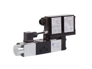 Écoulement -10 105L/MIN P=30bar proportionnel hydraulique de la valve 06 de MA-DHZO MA-DKZOR
