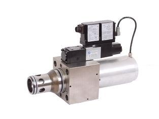 6300L/min valve proportionnelle hydraulique 25, 32 de cartouche de manière de la valve MA-LIQZO-LES 2