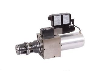 Chine Valve proportionnelle hydraulique 40, 50 écoulement 3000L/min de valve de cartouche de manière de MA-LIQZO-LES 3 fournisseur