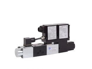 Haute fréquence proportionnelle hydraulique MA-DHZO-T 06 et 10 de valve de direction de MA-DKZOR-T
