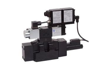 Écoulement proportionnel hydraulique 600L/min, pression 350bar de valve de MA-DPZO-T