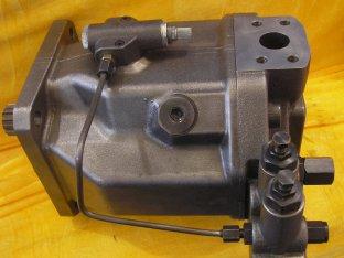 118 kW hydraulique à Piston pompes A10VSO140 avec SAE 4 trous UNC pouce Thread