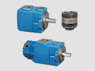 LPV seul Vicker hydraulique de pompe à palettes de 600 à 1200 / 1500 / 1800 tr/min