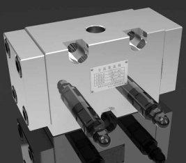Débit diviseur coupleur directionnel hydraulique Valve FJL-L20H-LB