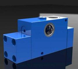 Chine Équilibrage Valve hydraulique directionnel PHY-G25 pour machines de construction fournisseur