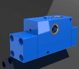 Chine Équilibrage Valve directionnelle de cartouche hydraulique pour pelles, Bulldozers PHY-GQ20 fournisseur