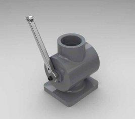 Chine Fermer QYG40 de soupape hydraulique directionnel pour Bulldozers, chargeurs, décapeuses fournisseur