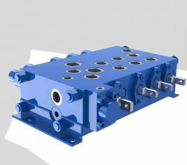 Chine Grue combinatoire contrôle directionnel hydraulique Valve QYSF18-15 fournisseur