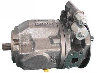 3300 Rpm A10VSO18 Tandem hydraulique pompe SAE 2 trous UNC po de threads