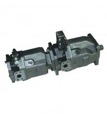 Piston axial contrôle Tandem pompe hydraulique de pression A10VSO140 de 1800 tr/min