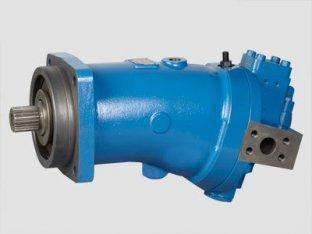 A6VM hydrauliques Rexroth pompes à Piston pour 80 / 107 / 125 / 160 cc