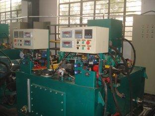 Génie des systèmes de pompe hydraulique pour l'industrie Machine