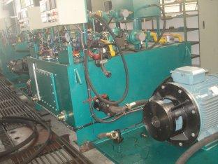 Systèmes industriels de pompe hydraulique de génie / Ship Machine