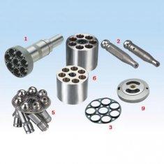 Chine A2F12 / 23 / 28 / 55 / 80 / 107 / 125 / 160 pièces de pompe hydraulique fournisseur