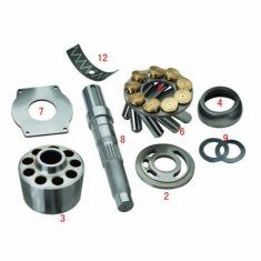 Rexroth A4VSO40 / 45 / 56 / 71 / 125 / 180 / 250 / 355 pièces de pompe hydraulique
