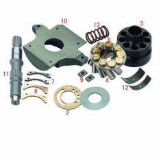 PVH 57cc, 74cc, 98cc, 131cc pièces de pompe hydraulique de Vickers