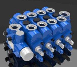 Génie Multi façon soupape de commande directionnelle hydraulique 4GCJX-G12L