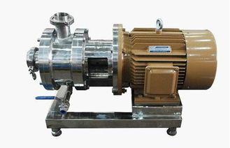 Chine Les systèmes de mélange CSJ100 de pompe hydraulique pour le corps lavent/caoutchoucs synthétiques fournisseur